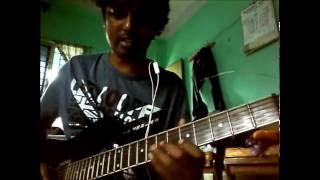 dukkho bilash guitar tutorial 3rd part (2nd guitar solo lesson)