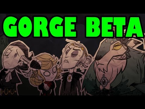 NEW DST EVENT - The Gorge (BETA) - Don't Starve Together