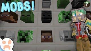 WHY YOU SHOULD FARM EACH MOB | Minecraft Basics 7