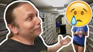 SHE'S LEAVING ME!!! FEEDING SNAKES AND BABY GECKOS HATCHING!!! | BRIAN BARCZYK