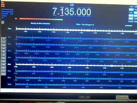 FT-950 im Test mit Hamradio 08:15uhr MEZ