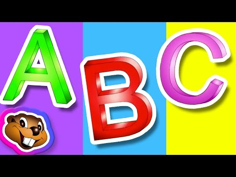 The Alphabet Song - Music for Kindergarten Preschool ESL Kids