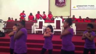 Dynasty praise dance