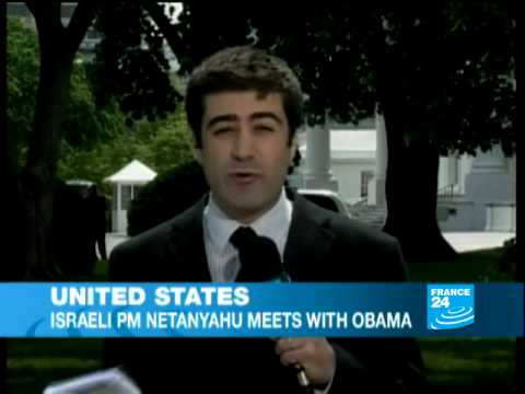 USA: Benyamin Netanyahu meets with Barack Obama