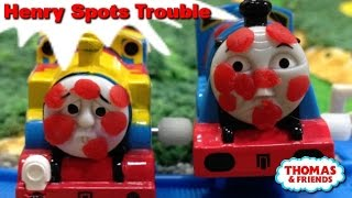 "Thomas and friends ""Henry Spots Trouble"""