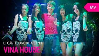 NONSTOP Vinahouse 2019 | Đi Cảnh Cùng Khá Bảnh - DJ Phê Pha | Nhạc Bay Phòng 2019 Khá Bảnh