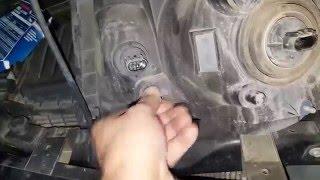 Headlight Replacement 2007-2009 Chrysler Aspen and 04-08 Durango