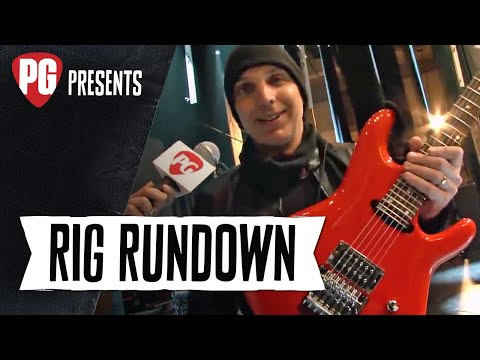 Rig Rundown - Joe Satriani