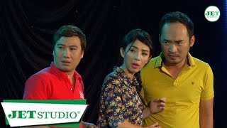 Thu Trang hướng dẫn cách đánh ghen bá đạo | 1001 kiểu ghen | Thu Trang, Tiến Luật, La Thành, .