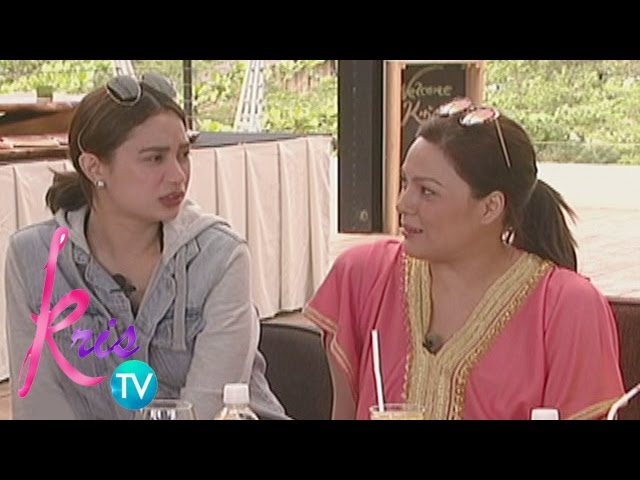 Kris TV: Kris, Arci, KC, and Angeline's fears