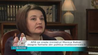 AISHOW cu Monica Babuc, part I