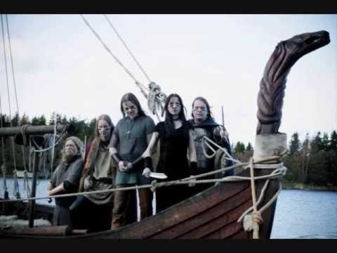 Ensiferum Heathen Throne