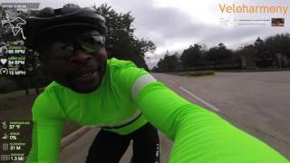 Easy Cycling Training Ride