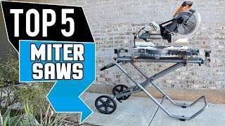 ✅ Miters Saw: 5 Best Miters Saw Reviews 2019   Top Miter Saw (Buying Guide)