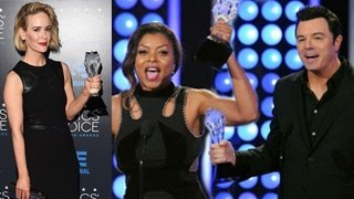 Critics' Choice Television Awards 2015 Winners — Full List: Jon Stewart, Sarah Paulson & More