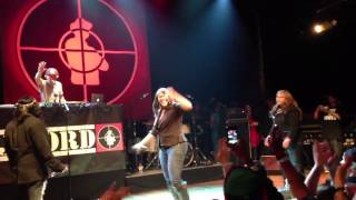 JJ Fad Supersonic & Public Enemy Live at House of Blues Sunset 2013 Hall of Fame