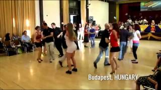 [300 dancers, 15 countries, 1 song!] Video