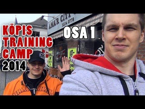 Köpis Training Camp 2014 osa 1