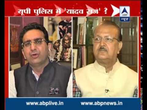 Debate: 'Yadav Raj' in Uttar Pradesh police?