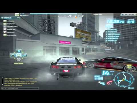 Need For Speed World - SUMO MATCH [HD]