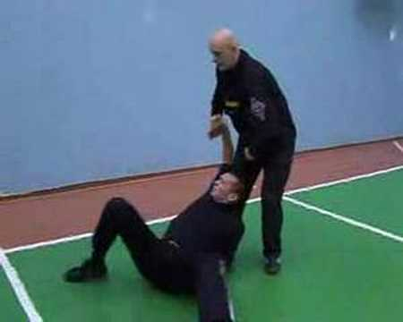 Systema Spetsnaz-Self Defense against grabs Image 1