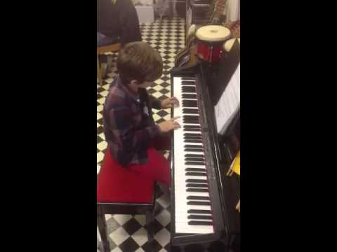 Oscar preliminary piano exam 2013
