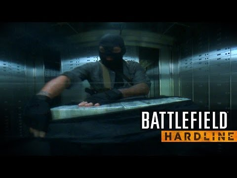 Battlefield Hardline Heist Live Action Trailer