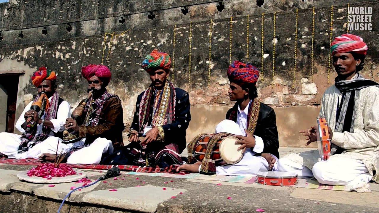 Indian Street Music Snake Charmers Music 3 Hd Youtube