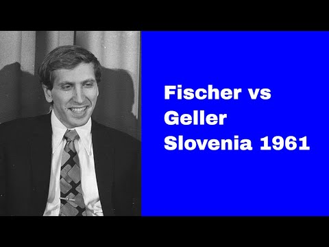 Fischer's brilliant win with Spanish Opening
