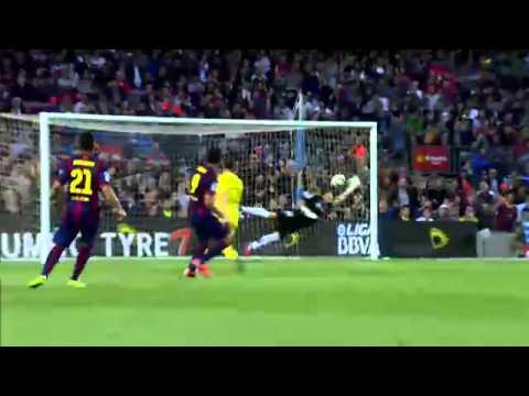 FC Barcelona vs Getafe [6-0][28-04-2015] All Goals & highlights