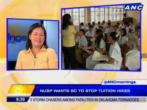 DepEd approves tuition hikes for private school