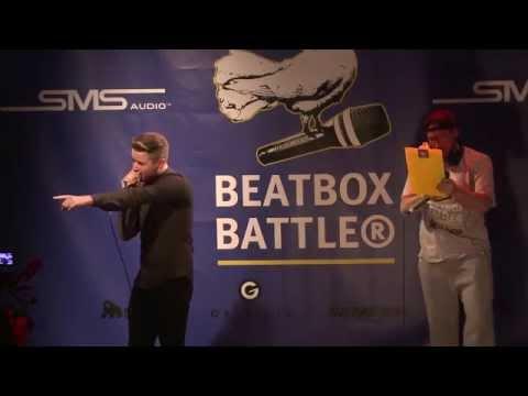 Kevin O Neal - Elimination - German Beatbox Battle 2014