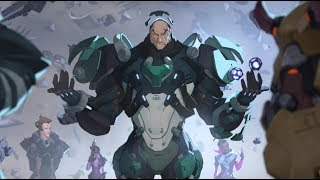 Overwatch Sigma gameplay!! New character to overwatch