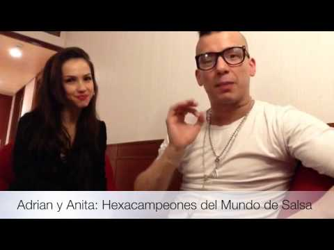 Adrian y Anita te invitan al Team México D.F con Pasion Ashe