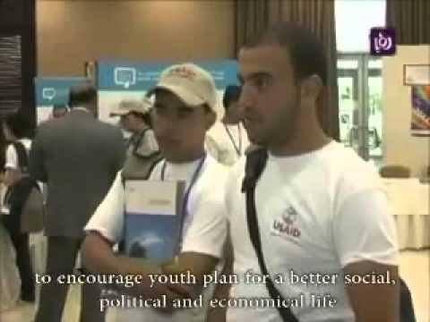 IYD 2011 USAID -Jordanيوم الشباب العالمي