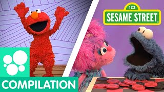 Sesame Street: Play Games with Elmo and Friends | Games Compilation