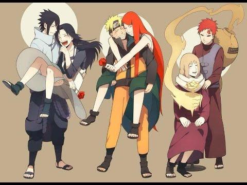 Naruto-Amadori - Soba Ni Iru Kara [Lyrics]