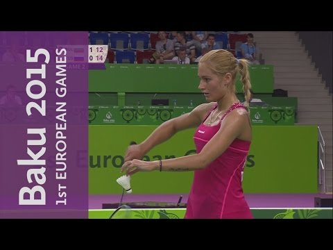 Women's Doubles Gold Medal Match Full Replay  | Badminton |