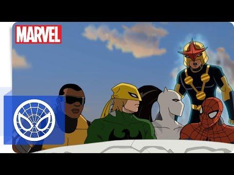 Der ultimative Spider-Man - Dunkle Magie | NEU auf Marvel HQ Deutschland