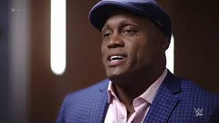Bobby Lashley loves his sisters