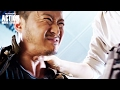 KILL ZONE 2 | Airport shootout in a clip from martial arts action movie
