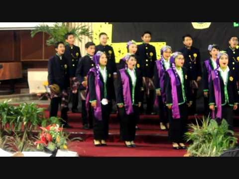 Hymne n Mars UNEJ by MABA FKIP 2013 Paranada Choir
