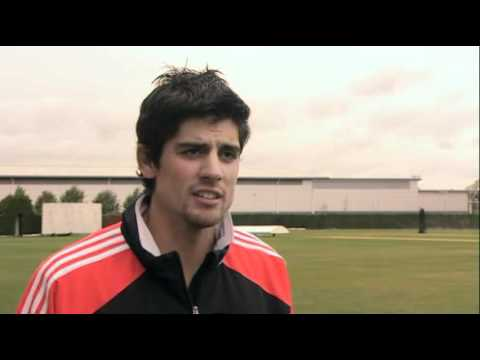 ALASTAIR COOK ODI CAPTAIN