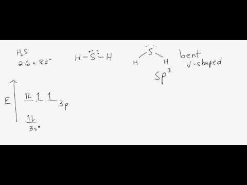 Lewis Structures Shapes ▶ Lewis Structure Molecular
