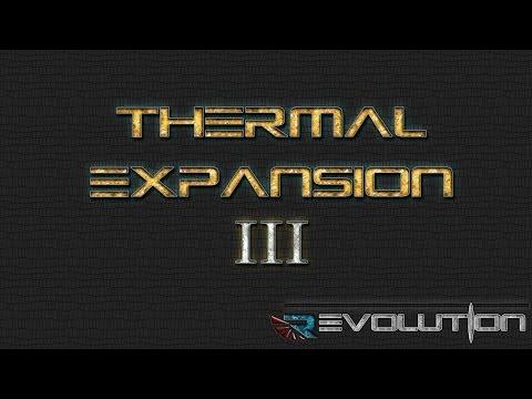"Русский гайд для мода Thermal Expansion 3 ""Часть 1 - Redstone Flux """