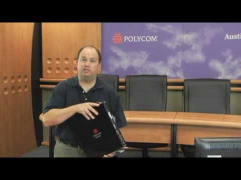 Polycom HDX 6000 Video Conferencing System