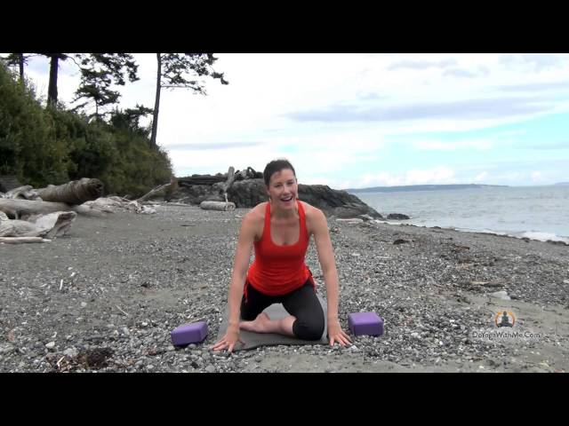 Yoga Pose Tutorial: The Two Pigeons with Rachel Scott
