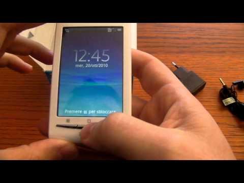 Sony Ericsson Xperia X8 Unboxing CellulareMagazine.it_ITA