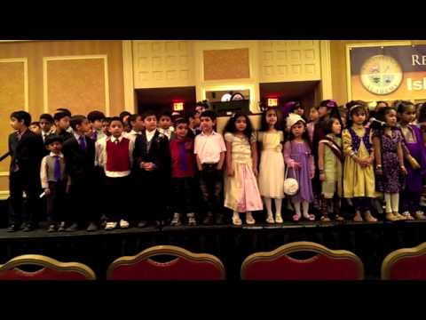 """Student Performance - """"One Big Family"""" (Renaissance Academy Lunch Banquet 2013)"""