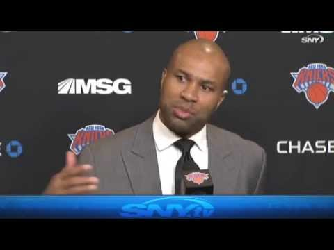 Knicks Post Game: Derek Fisher